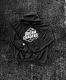 Black Dream Chasers Hoodie