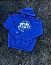 Blue Dream Chasers Hoodie