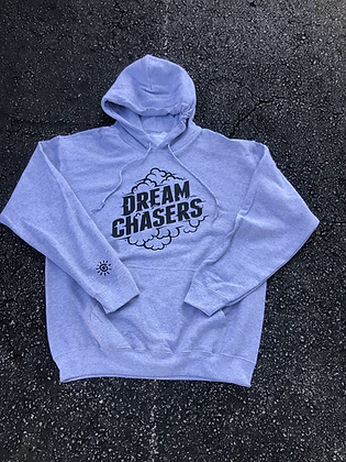 Gray Dream Chasers Hoodie