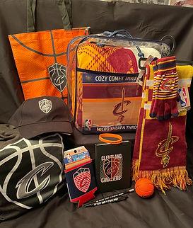 Basket #2 – Cleveland Cavaliers