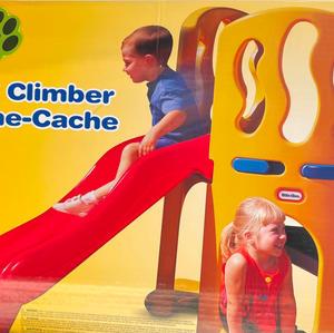 #46 – Little Tikes Hide & Slide Climber