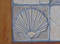 Seascape Border Shell 3
