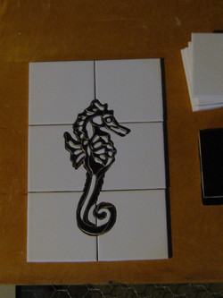 Seahorse Ready for Install