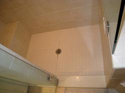 Original Shower Floor