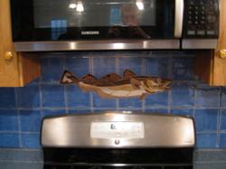 Golden Cod Fish