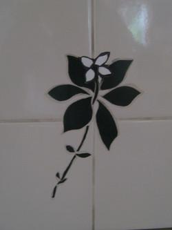 Detailed Dogwood Flower