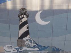 Seascape Lighthouse