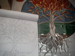 Design and Tree installed