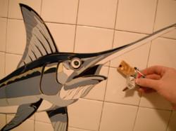 Hungry Jumping Swordfish