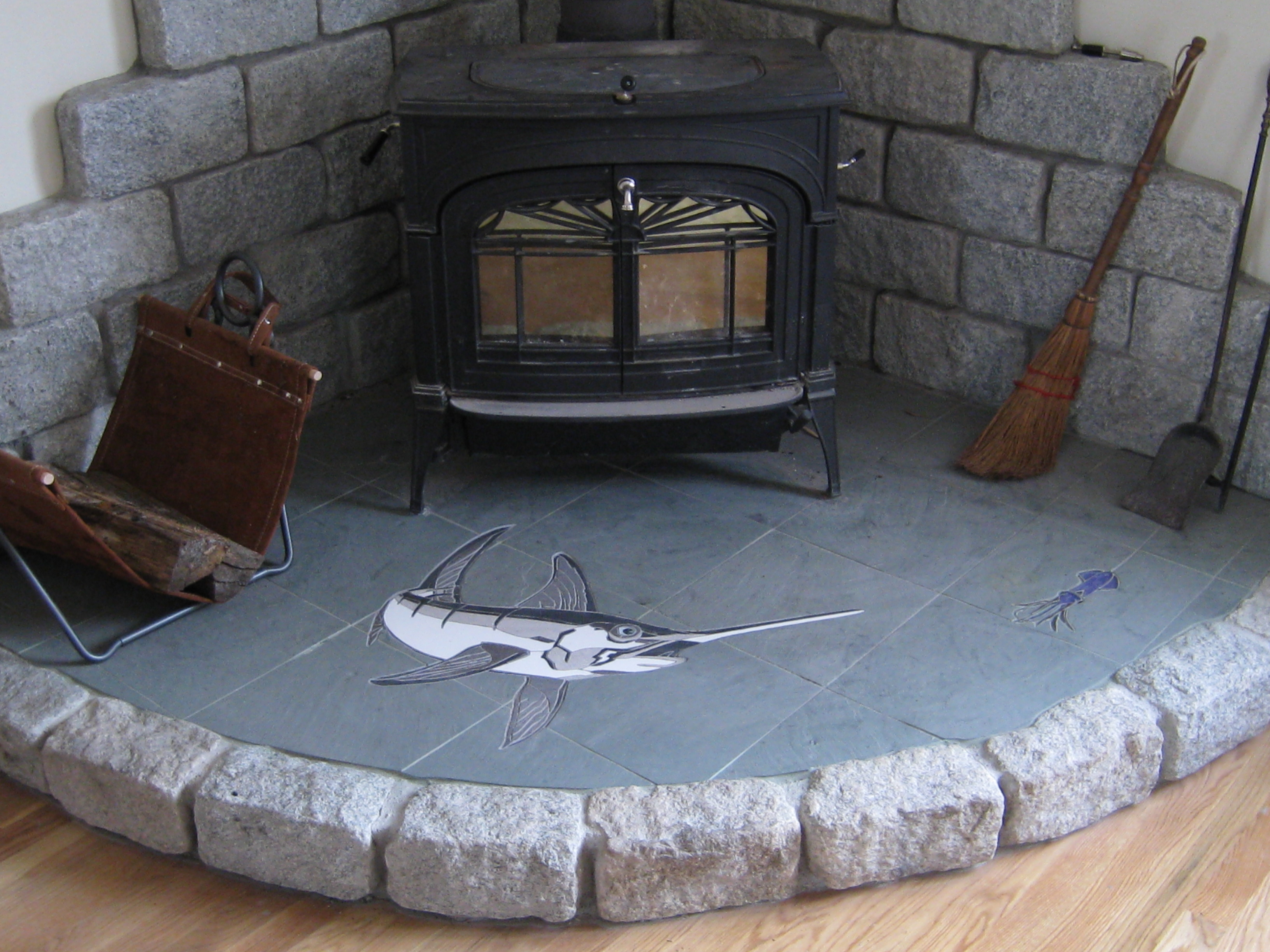 Swordfish Hearth