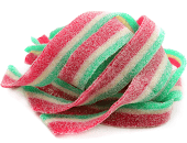 sour watermelon belts 4 oz