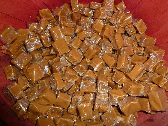 Vanilla Caramels 1/4 lb