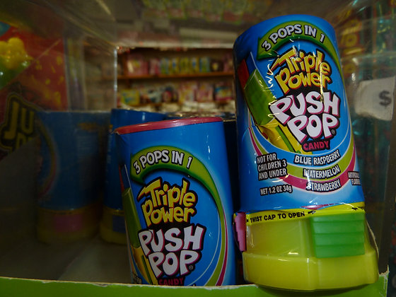 Push Pop:  Triple