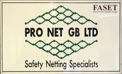 Pronet sign