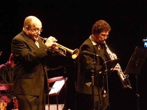 Lew Soloff Givatayim Jazz Festival 2008