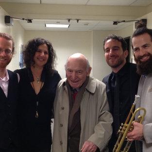 George Wien, Anat, Avishai Aaron Goldber