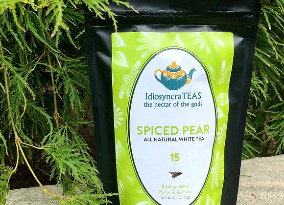 Spiced Pear White Tea