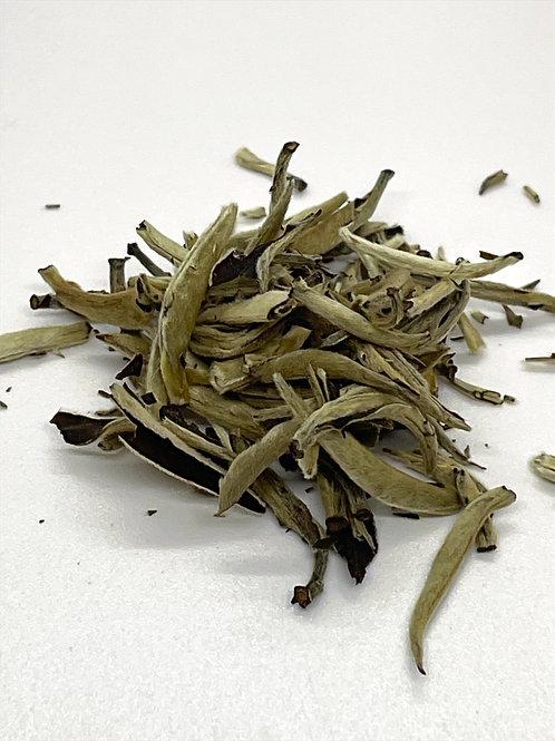 Organic Tanzanian Silver Needle White Tea