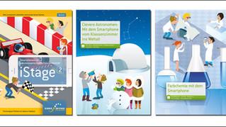 Illustrationen für iStage 2: Smartphones im naturwissenschaftlichen Unterricht