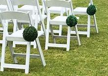 Green Pom Pom