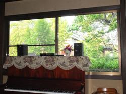 ピアノ 旧赤松家記念館