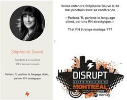 Conférence DisrupRH