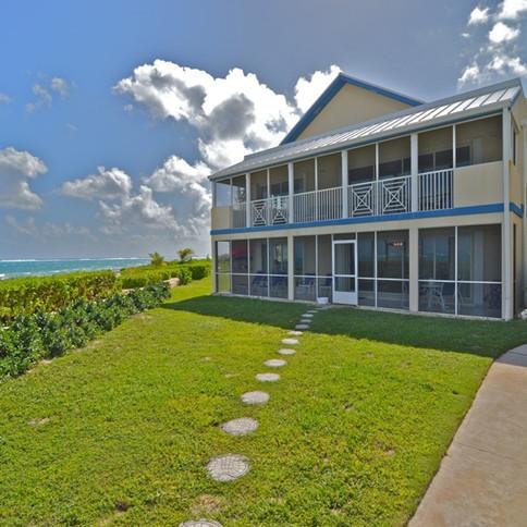 Beachfront and ground floor unit
