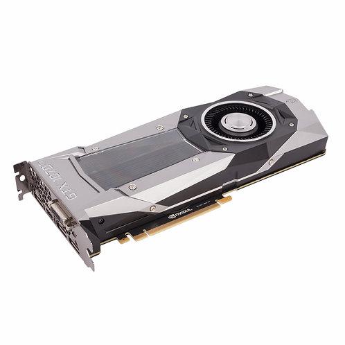 nVidia GeForce GTX 1070ti Founders Edition