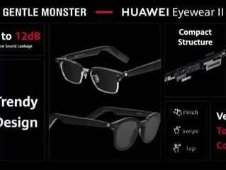 Huawei выпускают умные аудиоочки Gentle Monster × HUAWEI Eyewear 2