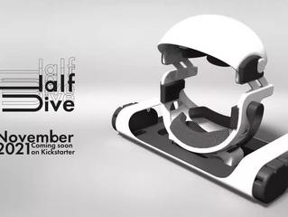 HalfDive BMD: кроватный VR-шлем для veteran-пользователей VRChat