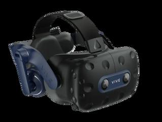 HTC представили Vive Pro 2 и Vive Focus 3