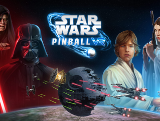 Звёздные войны, которые мы заслужили - STAR WARS PINBALL VR