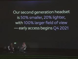 Magic Leap 2 станет доступен в 4 квартале 2021