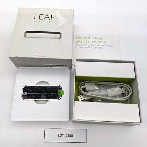 Leap Motion Controller Sale2 (тестовый экземпляр)