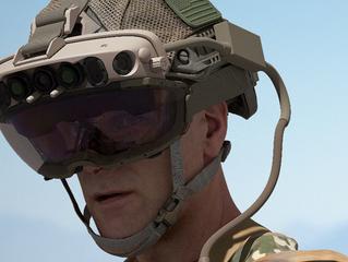 Microsoft поставят армии США 120 000 AR-шлемов Hololens