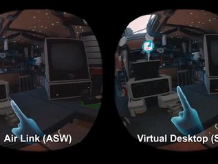 Virtual Desktop теперь поддерживает SSW