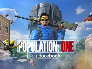 Facebook купили разработчиков Population: One