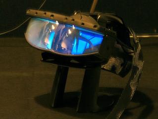 JVC показали промышленный AR/VR шлем с углом обзора 120 градусов