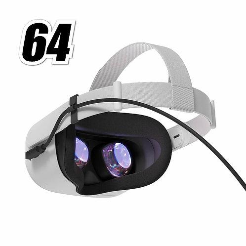 Oculus Quest 2 | 64gb + Oculus Link+Usb-A адаптер