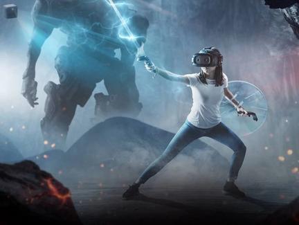 Виртуальная реальность | VR