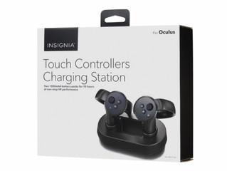 Первые впечатления от Oculus Controllers Charging station