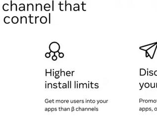 App Lab - официальный способ делиться незаконченными приложениями