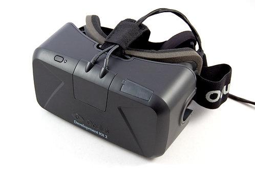шлем ВР Oculus Rift Dk2