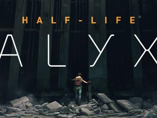 Half-Life: Alyx в подарок при покупке Valve Index Kit или Valve Index Controllers
