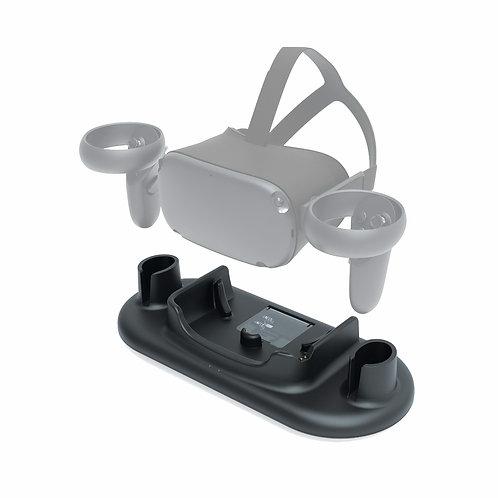 Зарядная док-станция и подставка для Oculus Quest