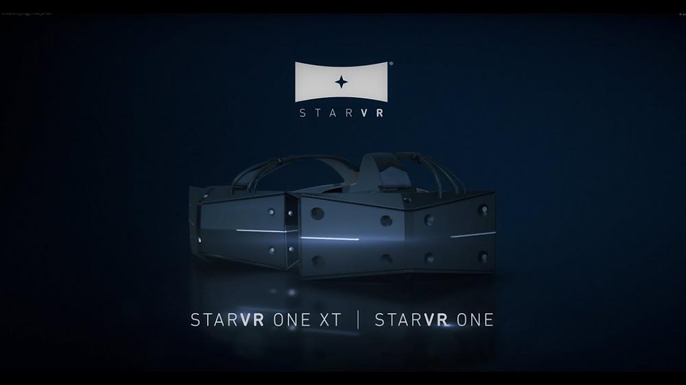 Formula-iQ.com новости StarVR
