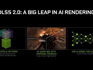 Unreal Engine 4 получит поддержку VR DLSS и динамического разрешения