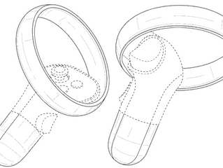 Microsoft запатентовали свои контроллеры а-ля Rift S/Quest