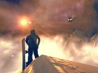 Игра про сноубординг Powder VR завтра выйдет в ранний доступ
