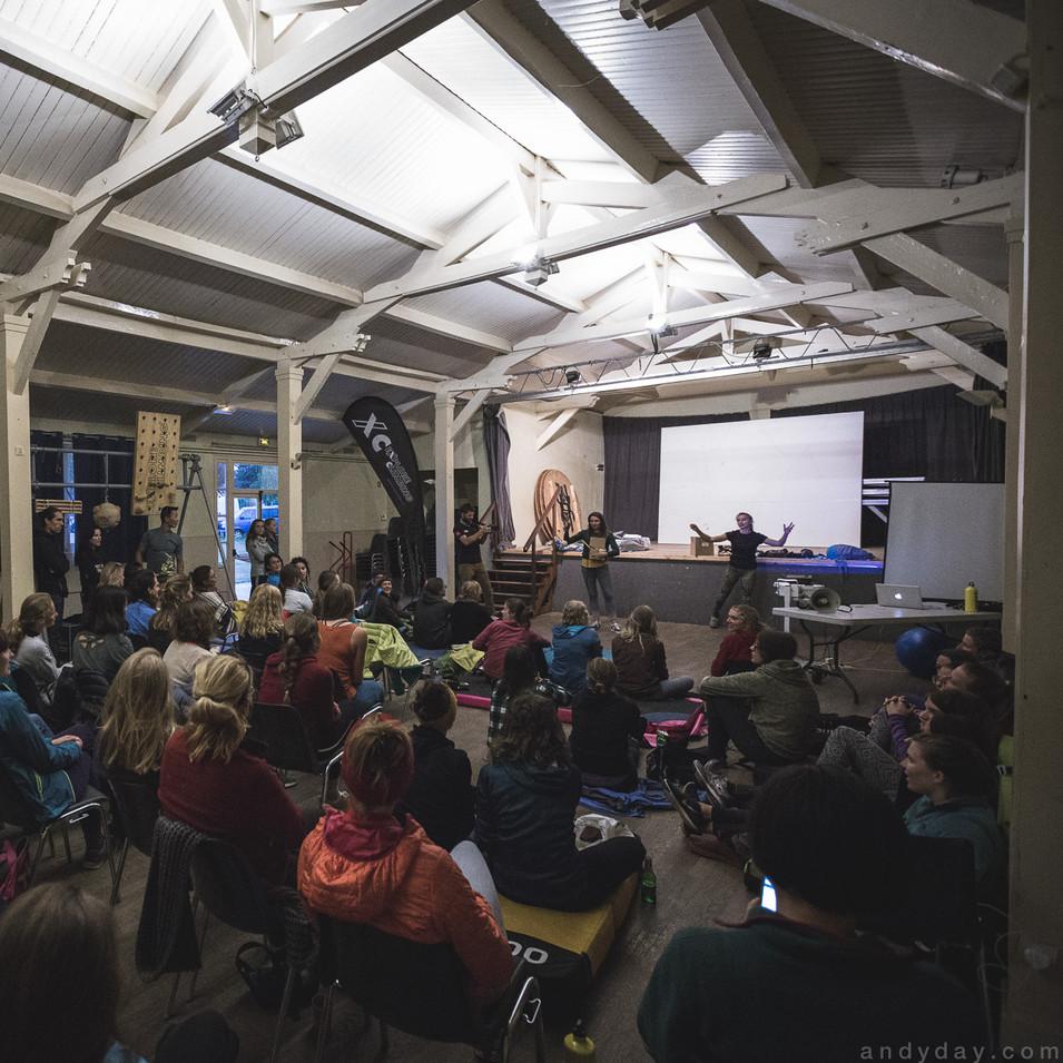Evening talks | andyday.com